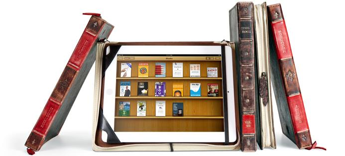BookBook for iPad featured in The Art of Manliness Holiday Gift Guide