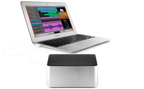 Twelve South introduces BassJump 2. The world's first USB subwoofer for MacBook just got a lot better.