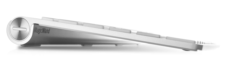 Gizmodo: MagicWand Combines Your Magic Trackpad and Keyboard Into a Single Super-Peripheral