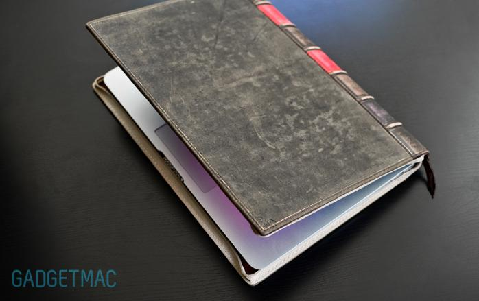 GadgetMac on BookBook for Air: The most creative and inspiring MacBook case ever.