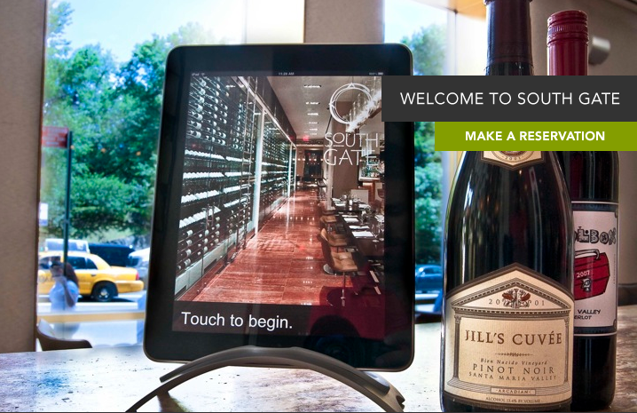 Posh NYC Restaurant Uses iPad + BookArc for its Wine List…