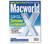 BackPack in Macworld Magazine