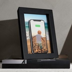 PowerPic Wireless phone charger by Twelve South