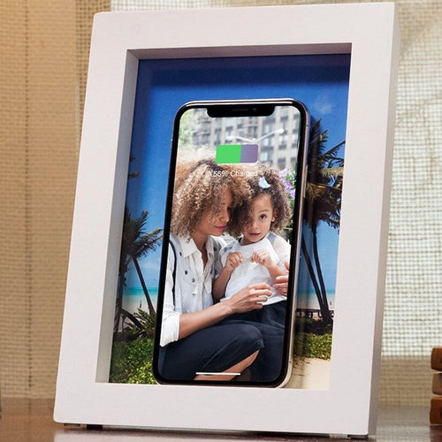 PowerPic Wireless Phone Charger Twelve South Mother