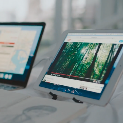 Twelve South Sighting: Compass 2 and Duet Display