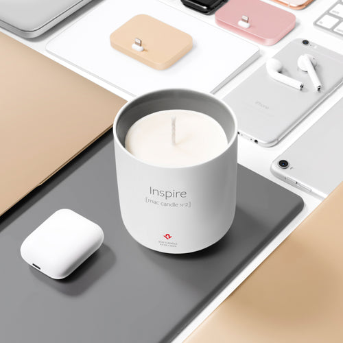 Inspire Mac Candle by Twelve South