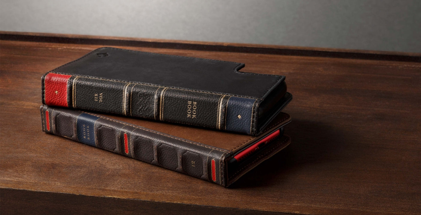 Little Black BookBook la nuova custodia a libro per iPhone 4/4S