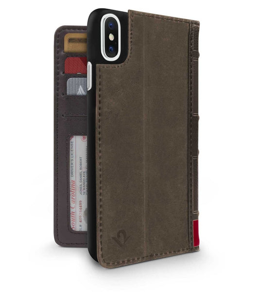 7b94dafcb1f93 BookBook for iPhone   3-in-1 Wallet Case, Display, Removable Shell ...