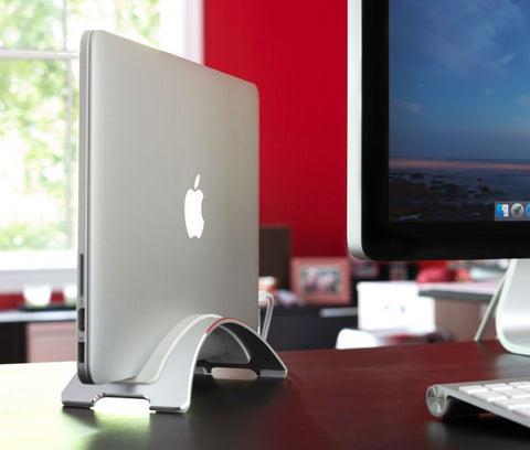 Twelve South BookArc for MacBook Vertical Laptop Stand