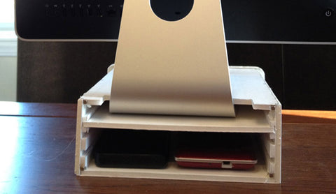 Twelve South HiRise for iMac stand