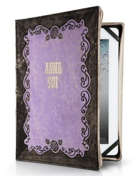 Chip Chick Twelve South BookBook for MacBook Anna Sui Fashion Show
