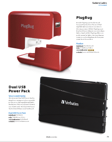 iPad Magazine Twelve South PlugBug Review