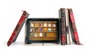 The New Yorker Gift Guide featuring Twelve South BookBook for iPad