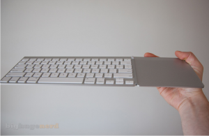 Big Huge Nerd Review Twelve South MagicWand for Apple Wireless Keyboard and Magic Trackpad