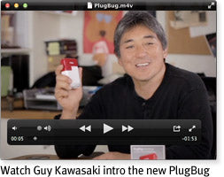 Guy Kawasaki introduces the Twelve South PlugBug
