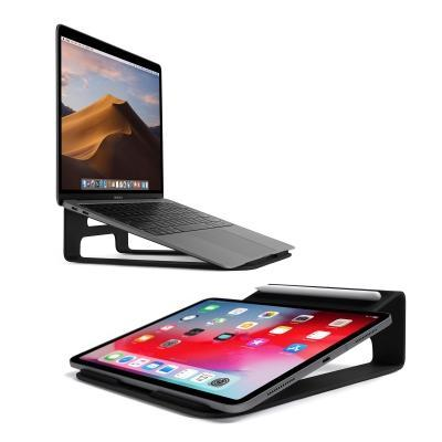 ParcSlope for MacBook & iPad Pro, Low-profile desktop wedge for MacBook & iPad Pro - Twelve South