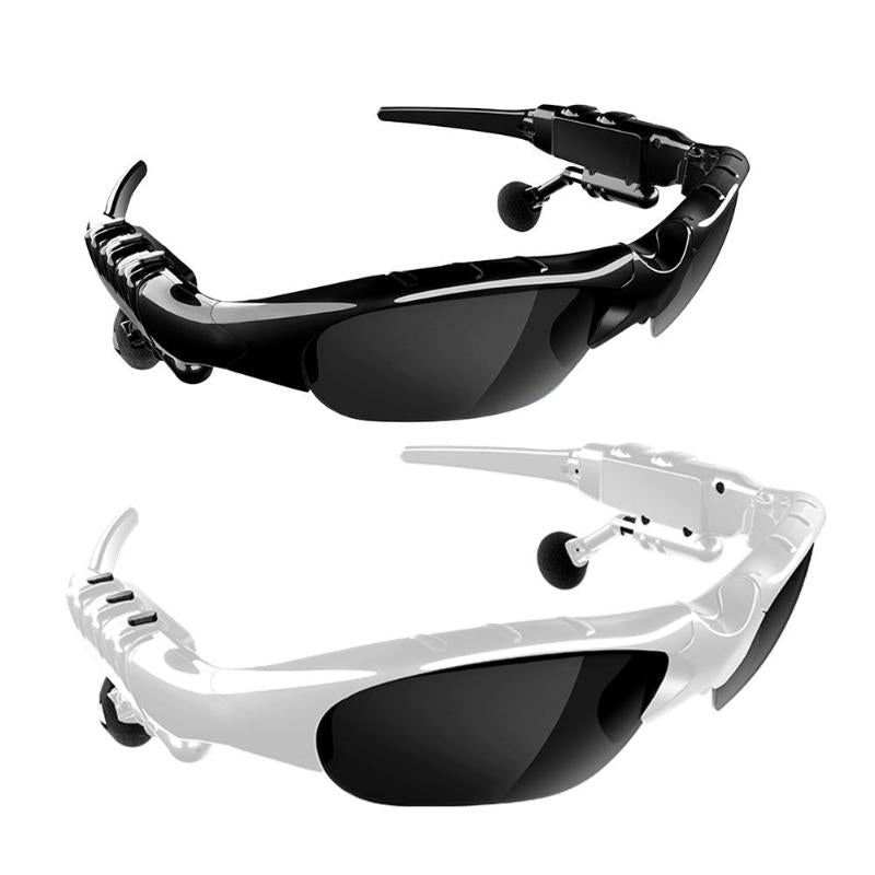 【Bisa Cod】Wireless Bluetooth 5.0 Headset Telephone Driving Eyes Glasses - Meet lucky