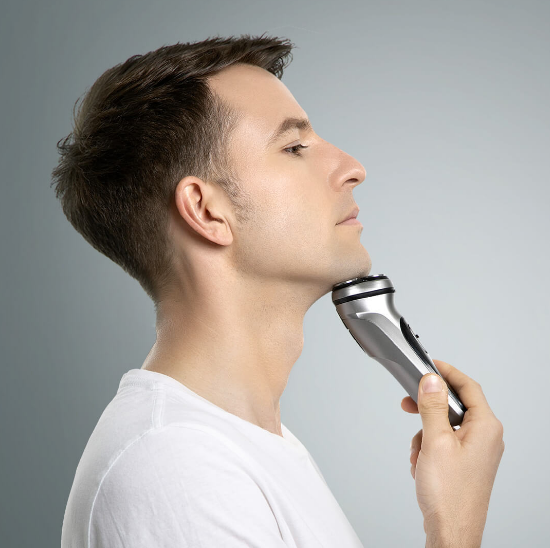 【Bisa COD】Original face shaver Enchen BlackStone 3D Electric Shaver - Meet lucky