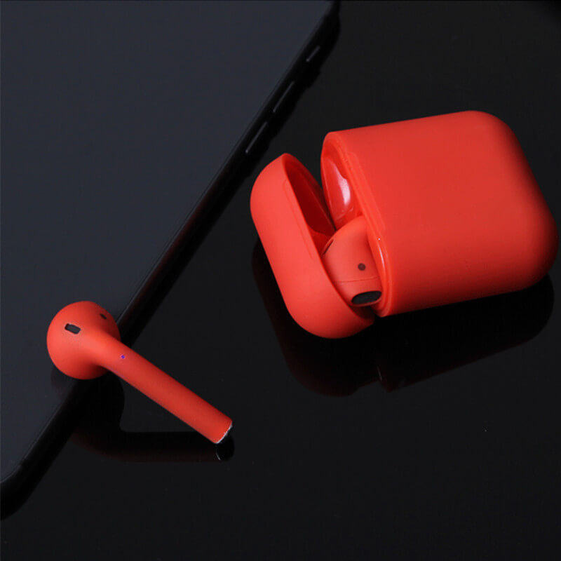 【Diskon 50%!!!】 Headset Nirkabel Bluetooth - Meet lucky