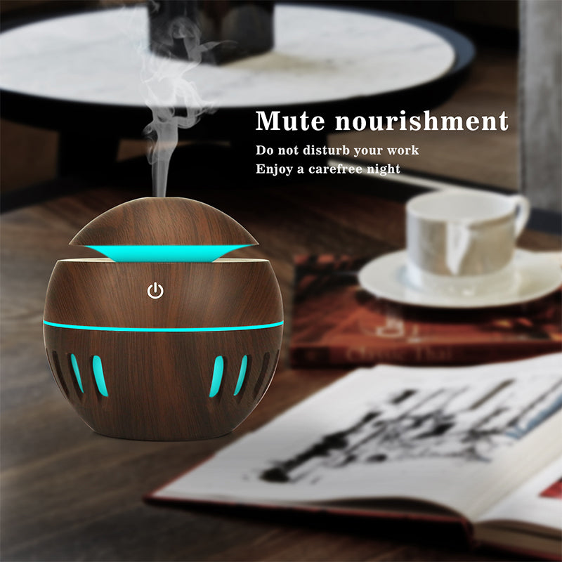 【Eksklusif Akun Baru】Mushroom Aromatherapy Machine Home Office Small Appliances USB - Meet lucky