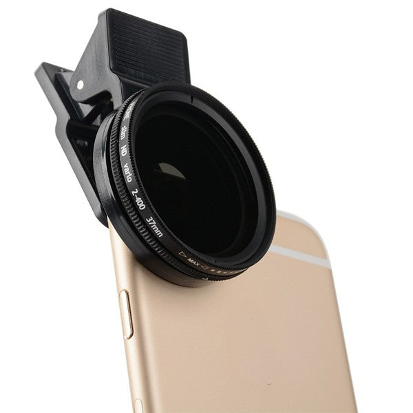 【Barang Terlaris】 ZOMEI 37MM Professional Phone Camera - Meet lucky