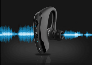 【Terlaris!!!】Headset Bluetooth V9 Headset Stereo Bluetooth - Meet lucky
