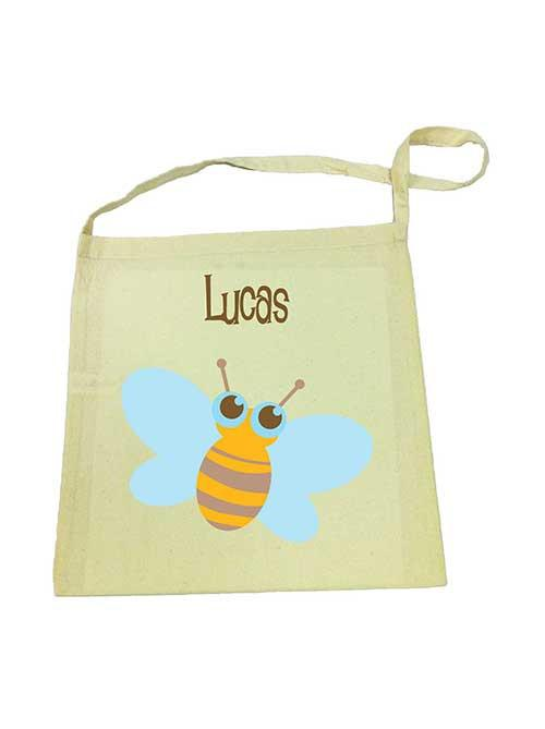 Bee Library Bag
