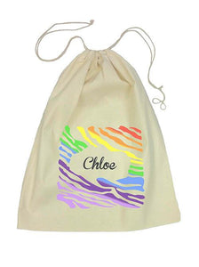 Rainbow Bag Drawstring