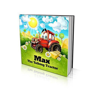 The Talking Tractor Soft Cover Story Book
