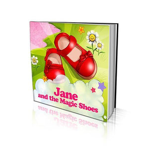 The Magic Shoes Large Soft Cover Story Book
