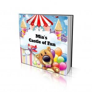 Castle of Fun Large Soft Cover Story Book