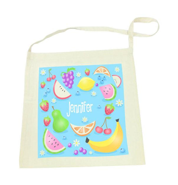 Fruit Library Bag