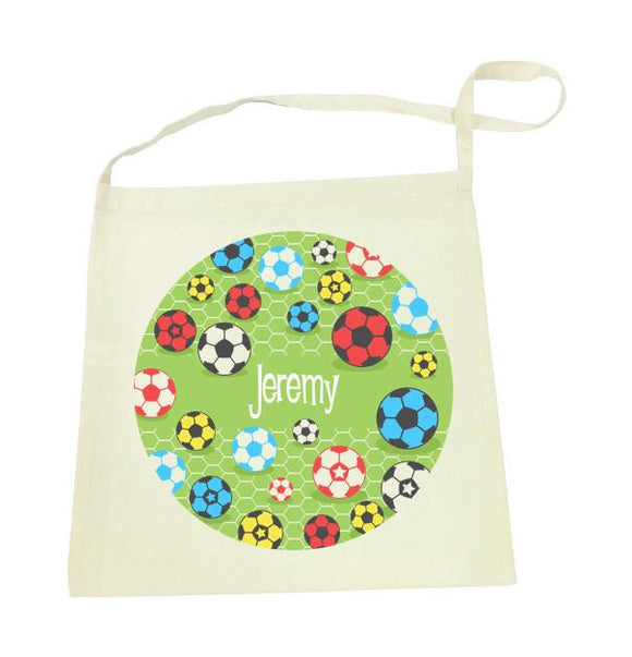 Soccer Library Bag