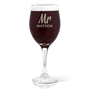 Mr Design Wine Glass (410ml)