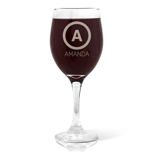 Initial Design Wine Glass (410ml)