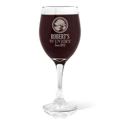 Winery Design Wine Glass (410ml)