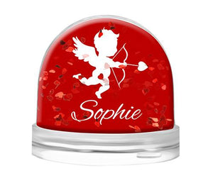 Cupid Heart Globe