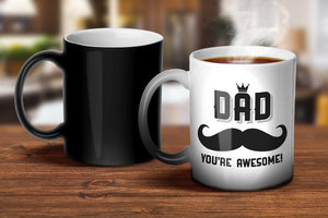 Awesome Dad Magic Mug