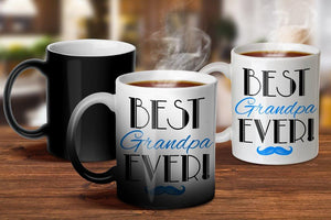 Best Grandpa Magic Mug