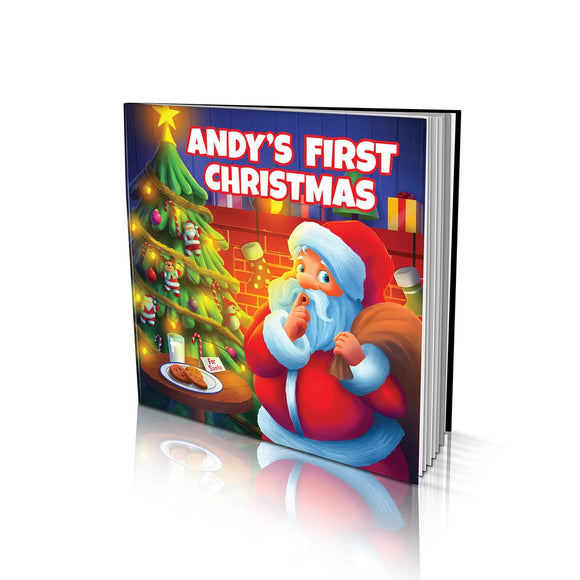 First Christmas Large Soft Cover Story Book