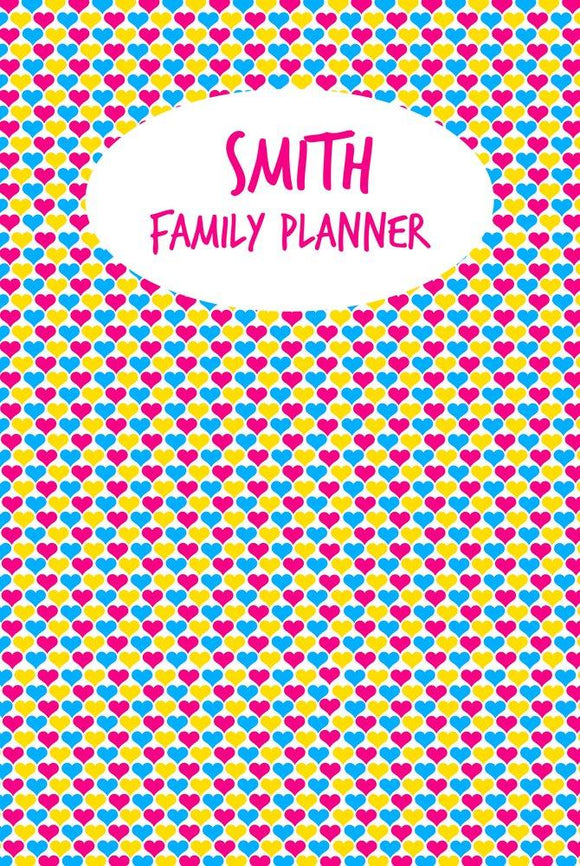 Hearts Family Planner