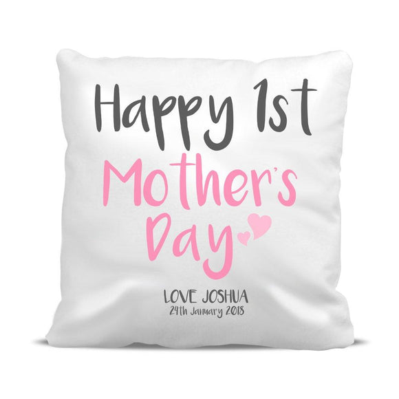 1st Mother's Day Classic Cushion Cover