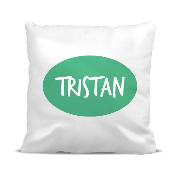 Boy Name Classic Cushion Cover