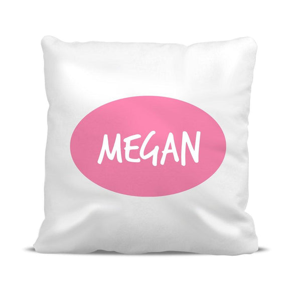 Girl Name Classic Cushion Cover