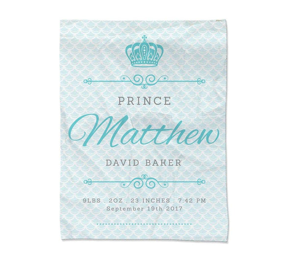 Prince Blanket Large (Temporary Out of Stock)