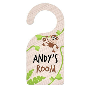 Monkey Door Hanger
