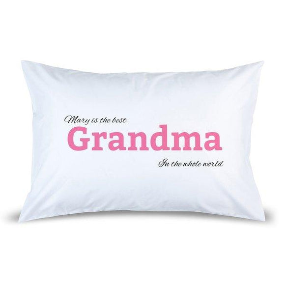 Grandma Pillow Case