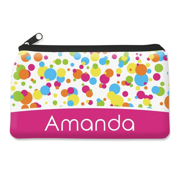 Bubbles Pencil Case - Small