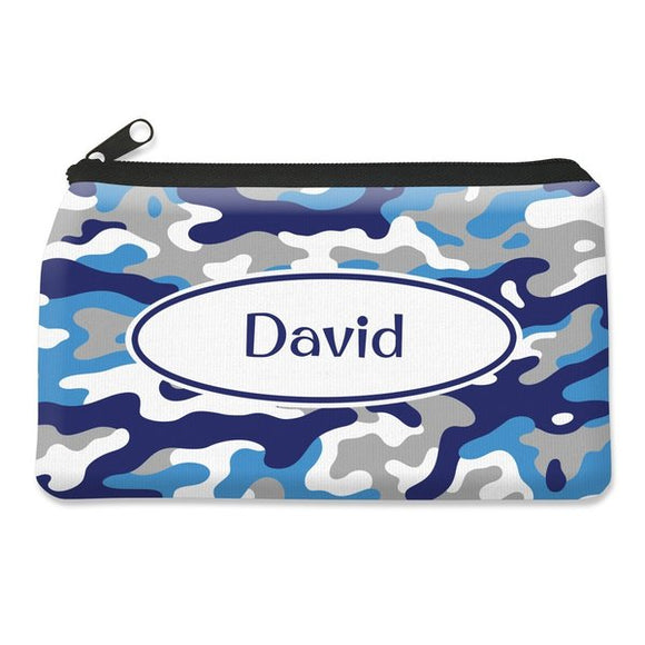 Camo Pencil Case - Small