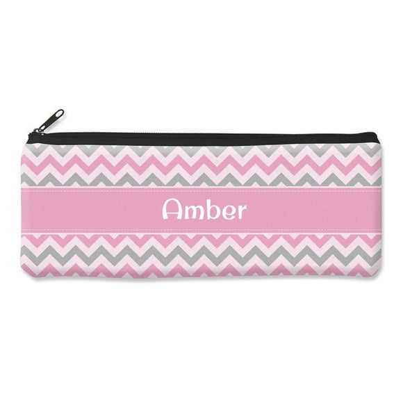 Chevron Pencil Case - Large